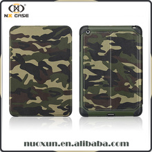 Wholesales creative army style for ipad 4 protective hybrid case