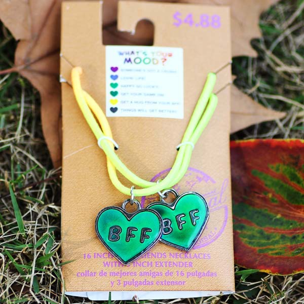 Mood Stone Necklace Color Meanings | Necklaces & Pendants