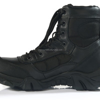 High Quality Fashion Shoes Black Tactical