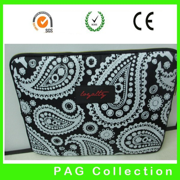 imprint Neoprene 17.5 inch laptop bag, 17.5 inch laptop sleeve, 17.5 inch laptop case cover