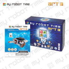 MRT class enlighten plastic building block robotic toys