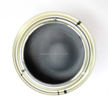 OEM supported hot selling silver gray metallic car paint
