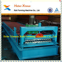 XN-850 automatic corrugated sheet pasting machine