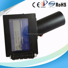 Machine for small business hand held small character date code printer