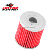 Best chinese wholesale motorcycle engine oil filter for Kawasaki