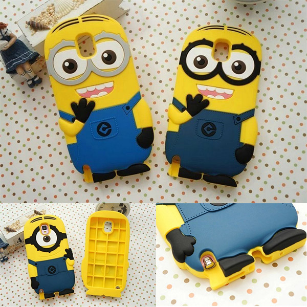 For galaxy note3 case despicable me 2 minions