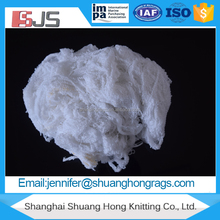 Low price high quality cleaning oil cotton fabric waste