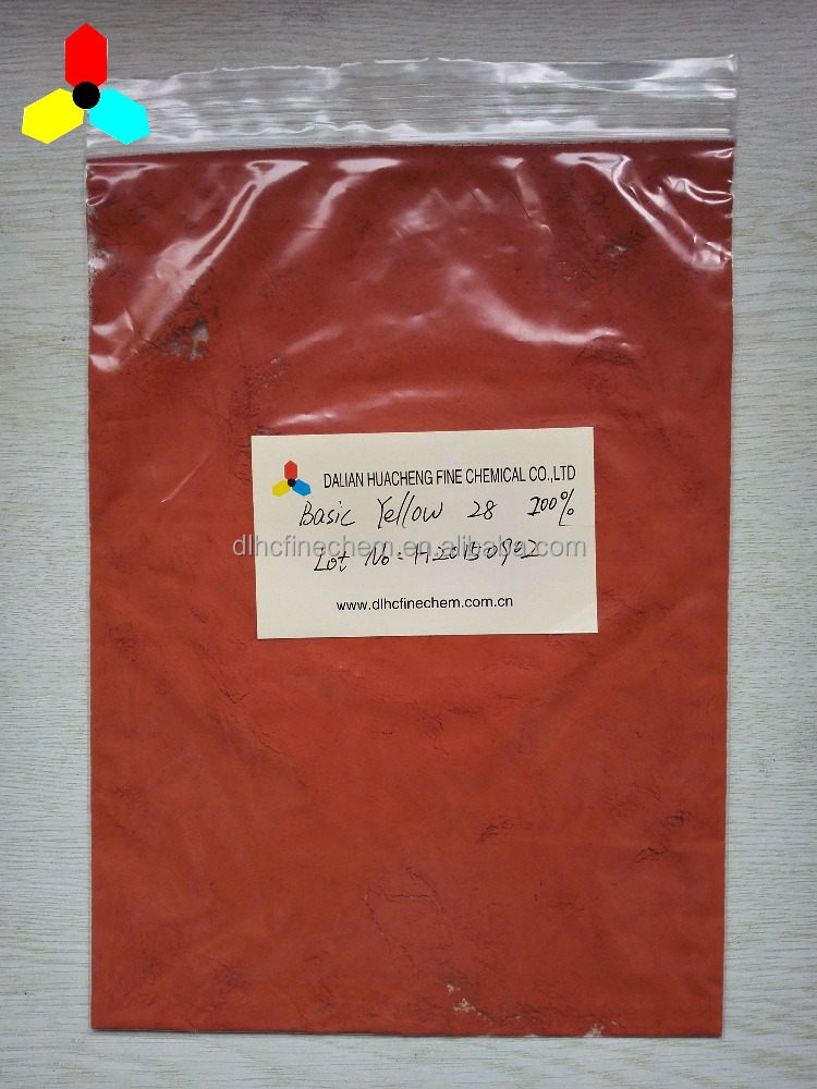 CATIONIC GOLDEN YELLOW X-GL 200%(Basic Dyes)For Acrylic Fibers/Knitting wool/Silk/Fibre