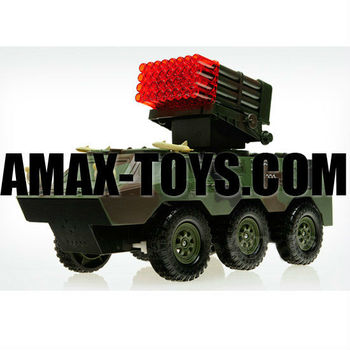 rb-11900952 rc armored car 1:20 Emulational remote control armored car with sounds and lights