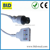 Mindray 3 leads ECG Trunk Cable for PM7000,PM8000,PM9000