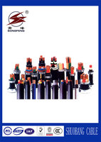 0.6/1kv 8mm cu/xlpe/swa/pvc dc power cable