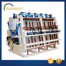 Powerify Brand MH2500 Two -Sides Hydraulic Composer Soild Wood Hydraulic Composer Machine