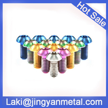 china manufacturer 2016 main products aluminium anodizing domed cap screw