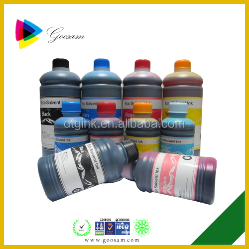 Goosam Eco solvent Ink 100% Compatible for Epson Stylus C64/C66