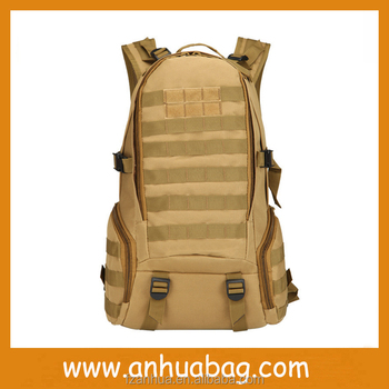Hiking Camouflage Picnic Backpack