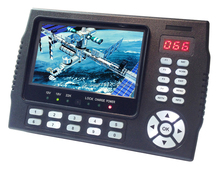 "Professional 4.3"" HD Satellite Finder Meter with LED Backlight"