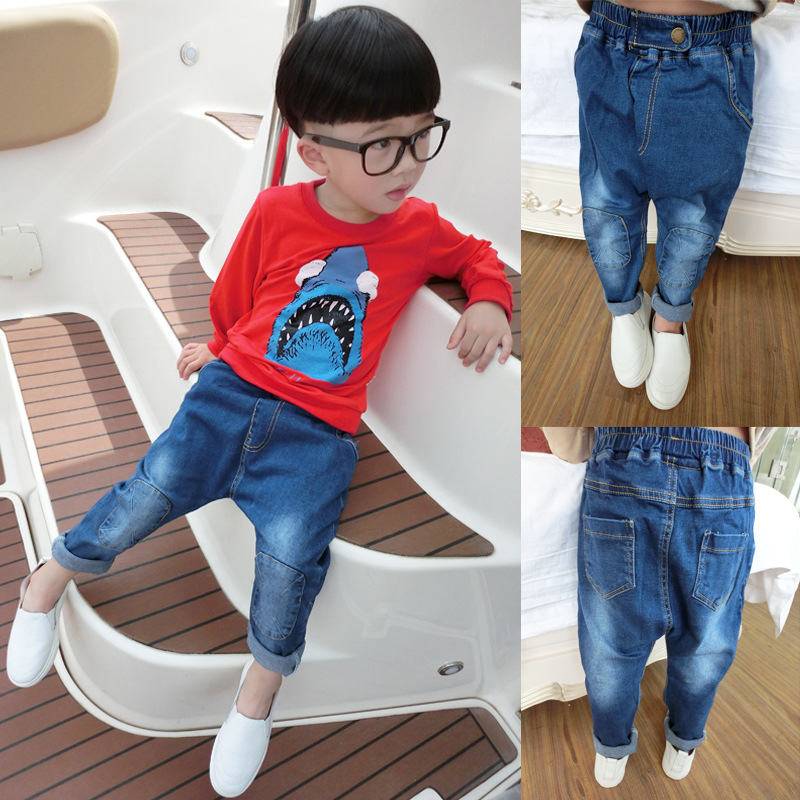c70957a balloon pants for kids casual kids washed jeans