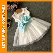 PGCC1103 Flower Girls Kids Baby Princess Party Pageant Wedding Tulle Tutu Dress