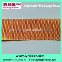 Webbing manufacturer polyester webbing for hello kitty bag