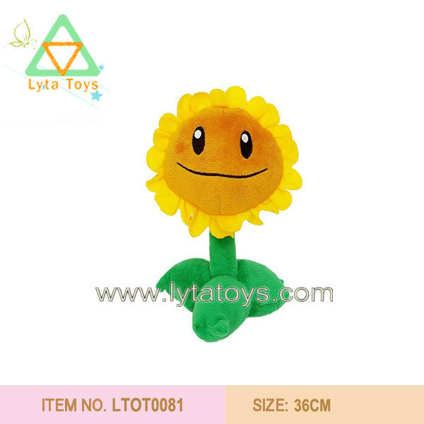Tested Plush Flower Toys