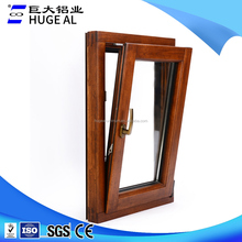 French Style Aluminum Tilt And Turn Windows/High quality aluminum casement window