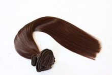 Beauty virgin remy hair, wholesale human hair distributors, clip in hair extensions free sample