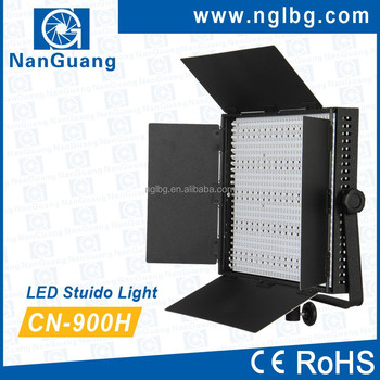 Nanguang CN-900H LED Studio Lighting Equipment, perfect for Photo and Video