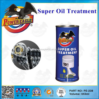 Premium Engine Oil Treatment 443ml Manufacturer for Power Eagle