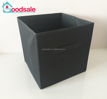 Multifunctional Cube Polyester Clothes Underwear Sundries Folding Fabric Drawer Collapsible Lingerie Storage Box