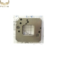 custom precision cnc prototype mechanical parts fabrication services