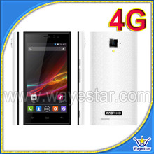 OEM Your Own Names High Quality 4.5 inch Android 4G Dual Sim Cell Phone Companies