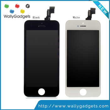 ex-factory price good IC chip replacement lcd digitizer for iphone 5c