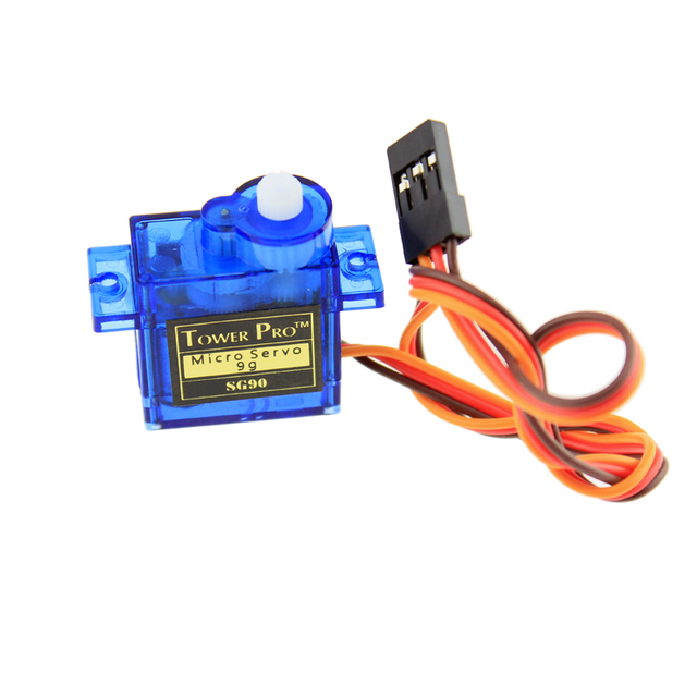 3PCS SG90 Servo RC Mini Tower Pro Micro Servo 9g for RC 250 Trex 450 450 Helicopter Quadcopter Airplane Car Boat