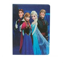 Frozen case for Apple ipad pro tablet phone cover / customize case for iPad pro wallet cover