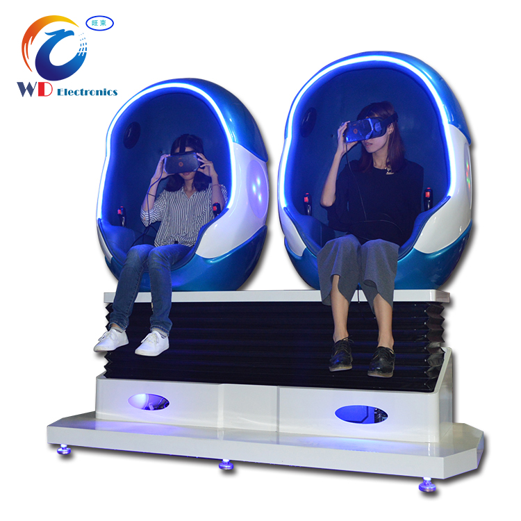 Movie and Game Machine 9D Vibrating VR Interactive Simulator For Kids and Adults