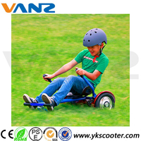 2016 new fashion 3 wheel electric scooter drift trike