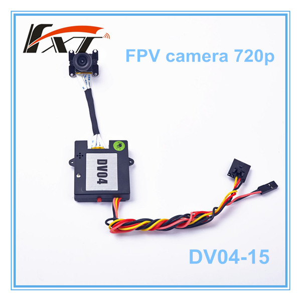 FXT 720p FPV camera video audio out cmos micro fpv camera