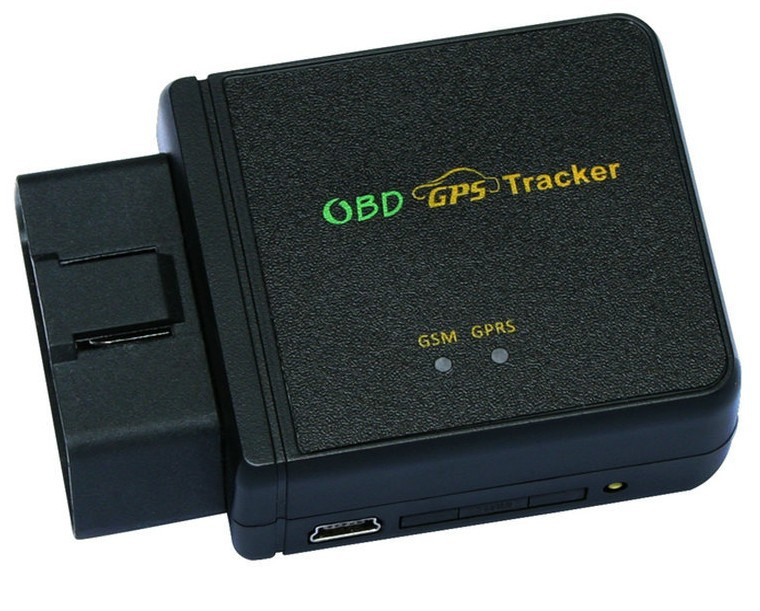 CCTR-830 Diagnostic,free software With iPhone & Android App Online OBD II Car GPS GSM Tracker