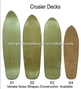 Cruiser Decks Skateboard