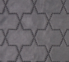 Waterproof oxford diamond quilted fabrics