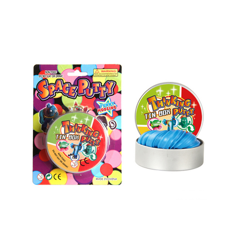New Color Changing magnetic Thinking Putty
