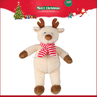 New Big Cute Christmas Animal Deer Stuffed Plush Toy