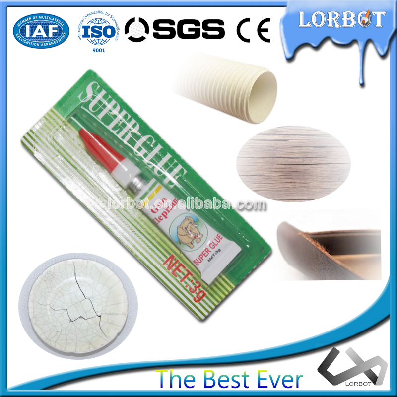 High Quality Acrylic Adhesive Super Glue Instant Bond for Your Daily Use