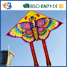 Factory Direct Sale Low Price Wholesale Butterfly Colorful Kite