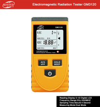 Professional Electromagnetic Radiation Tester GM 3120 with high quality