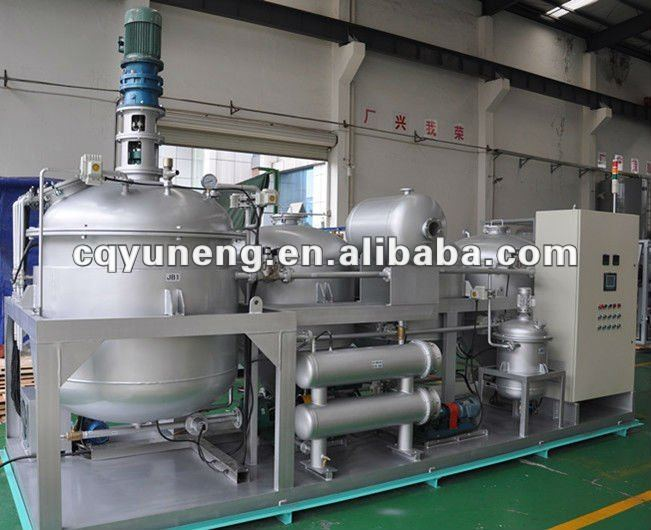 waste oil filter system/Vacuum Oil Filling System/Oil Cleaning