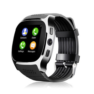 2018 Cheap smartwatch T8 smart watch sim card, T8 ble mobile phone watch