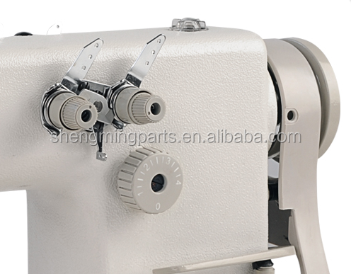 Second hand used taiwan siruba industrial chain stitch sewing machine for sale
