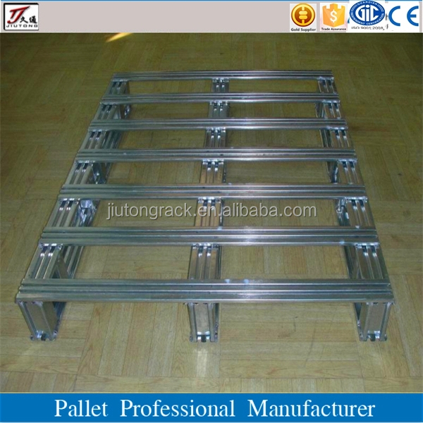 steel pallets for concrete block making machine