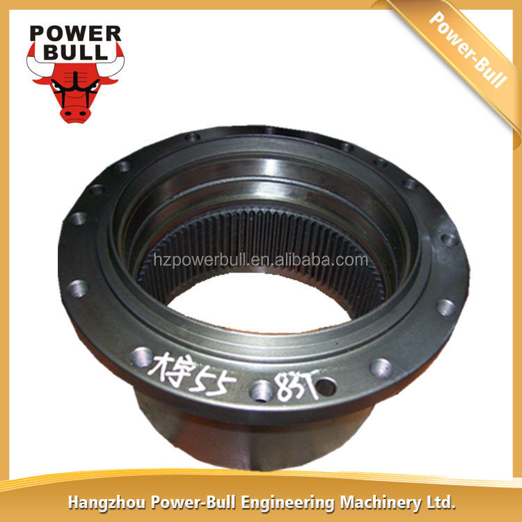 Excavator Parts DH55 Final Drive Motor Housing